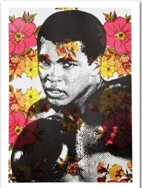 Mr. Brainwash, Vintage Ali 